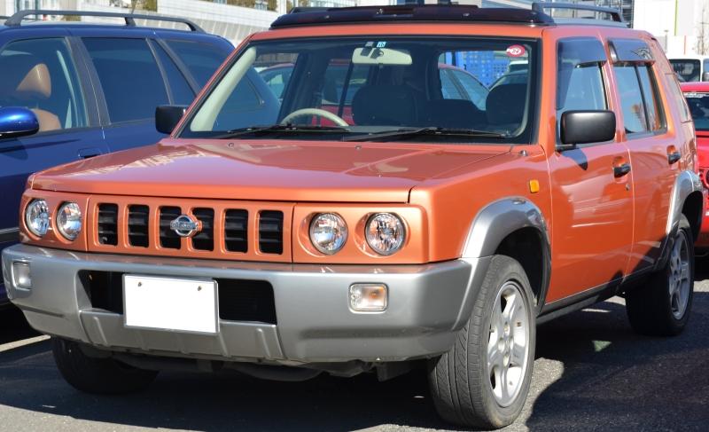 Nissan X Trail >> Nissan Rasheen - Wikipedia