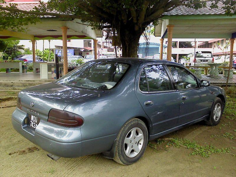 File Nissan Altima U13 Malaysia Jpg Wikimedia Commons