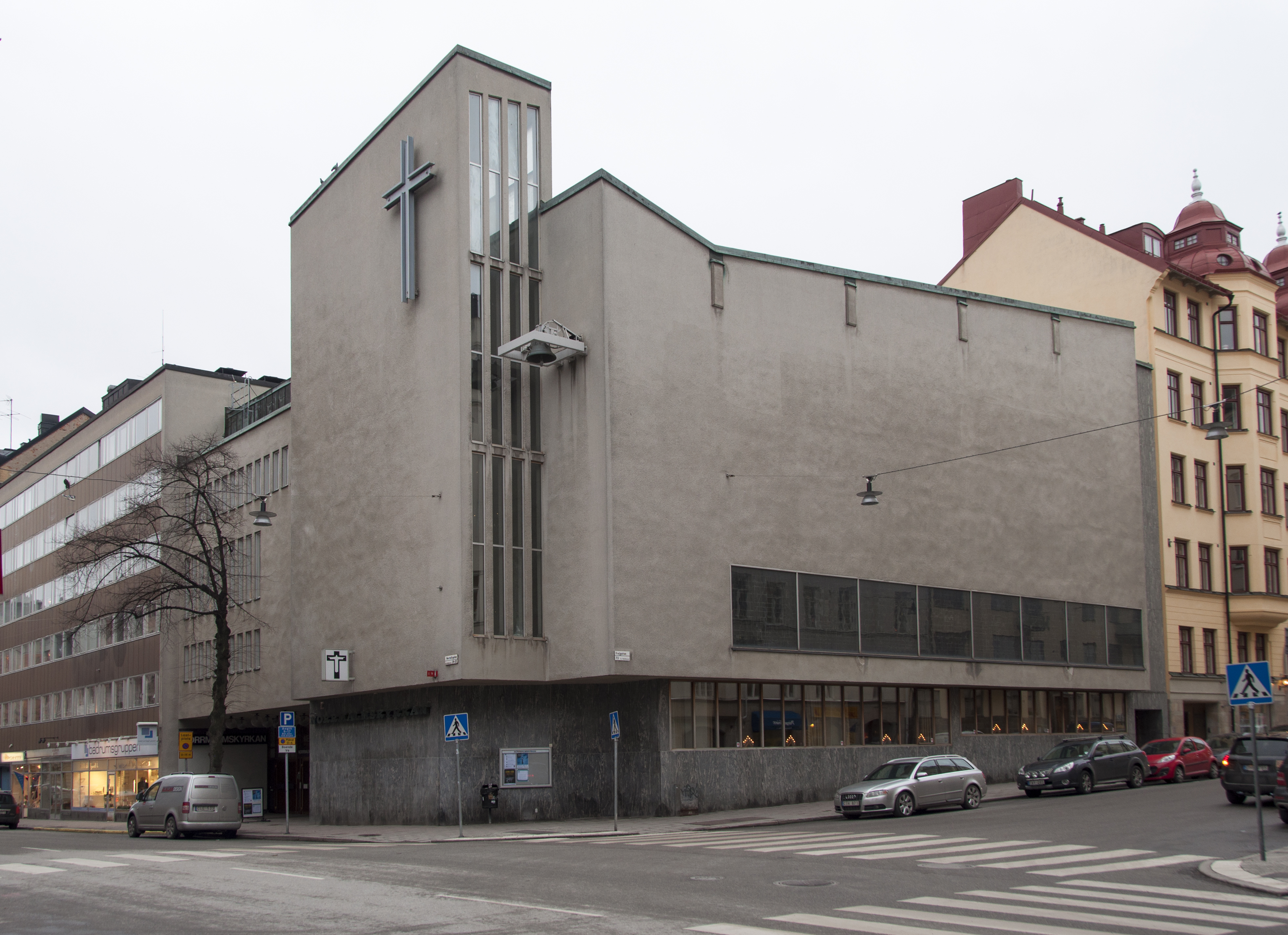 Bild av Norrmalmskyrkan