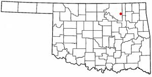 Avant, Oklahoma Town in Oklahoma, United States