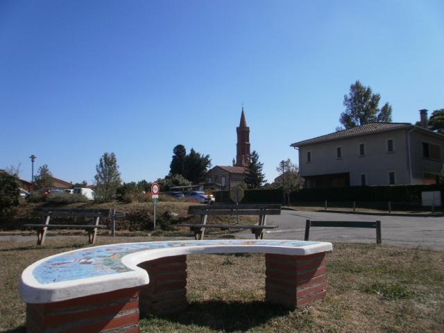 Église de Montbrun-Lauragais