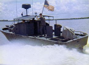 PBR Mark II - Patrol Boat, River
