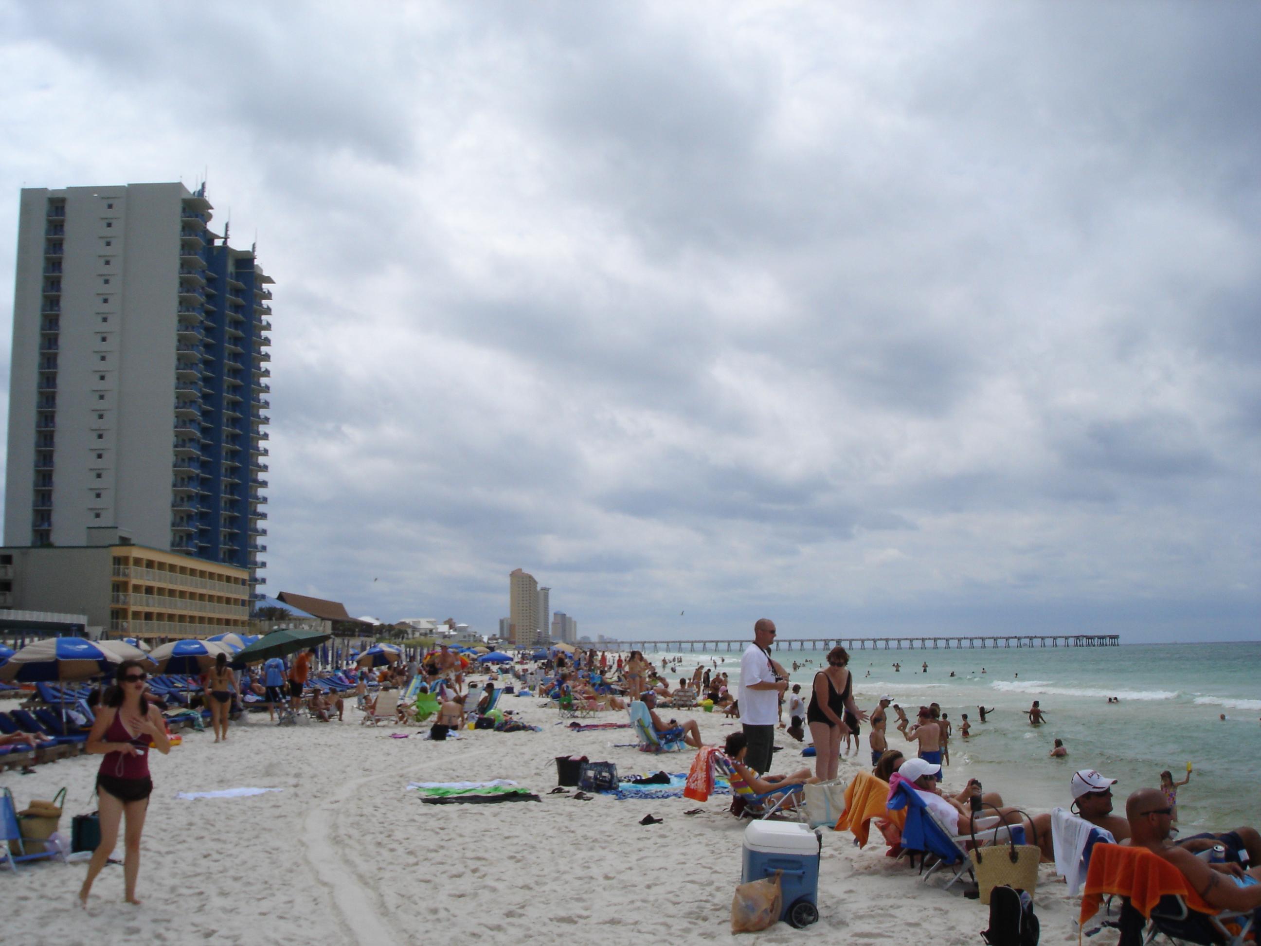 File Panama City Beach Panoramio Jpg