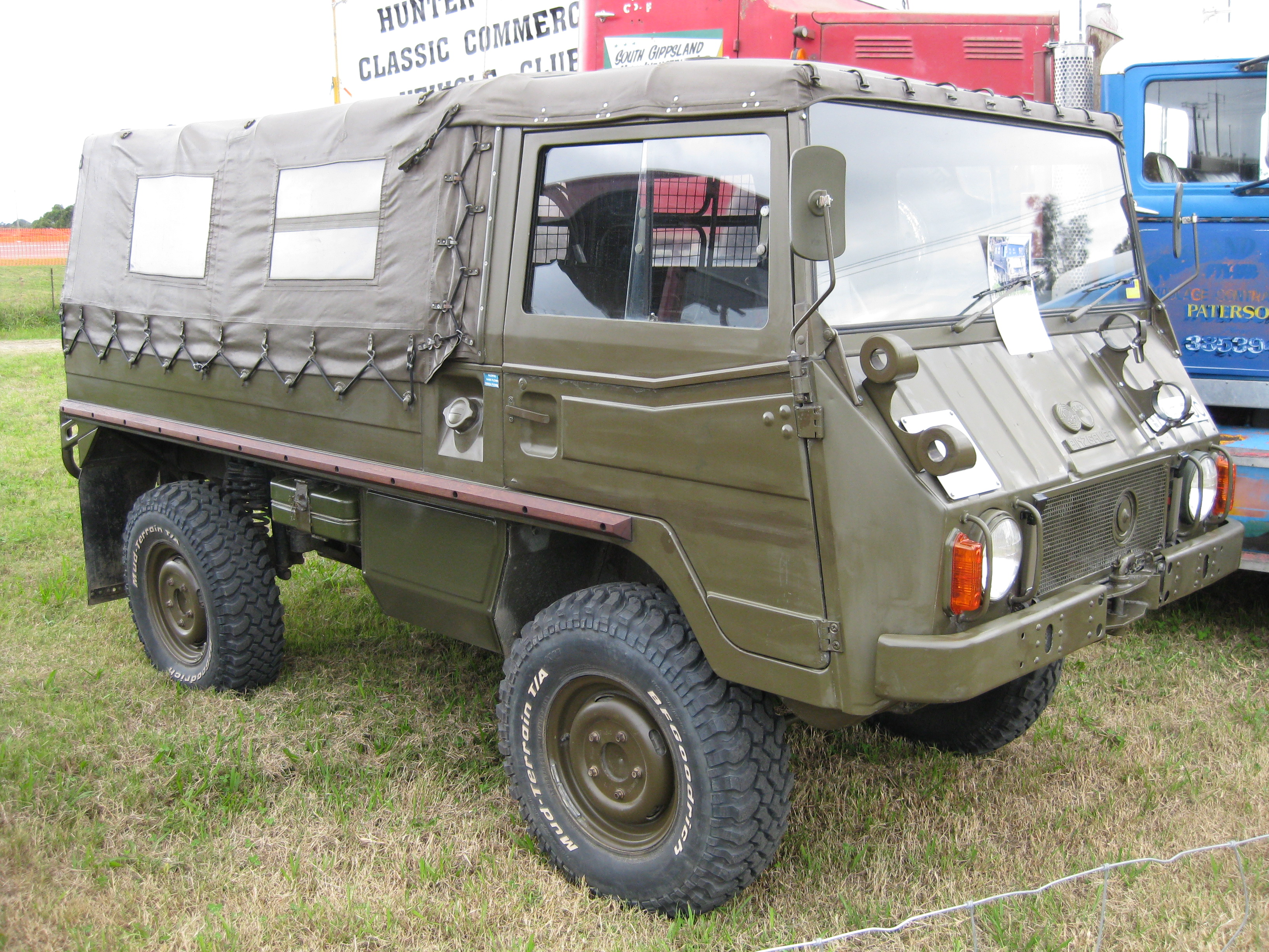 Pinzgauer For Sale Related Keywords & Suggestions