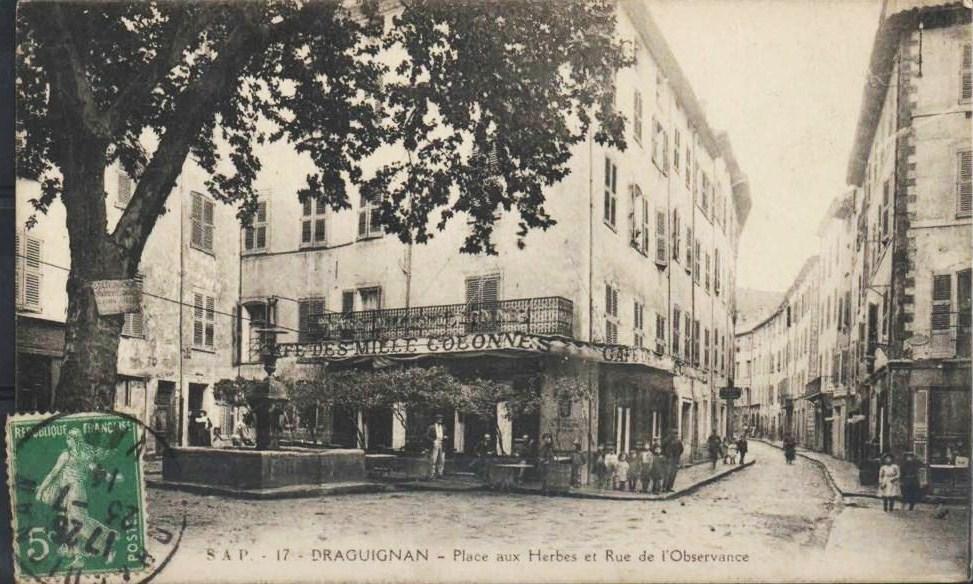 Caf Du Draguignan Adresse