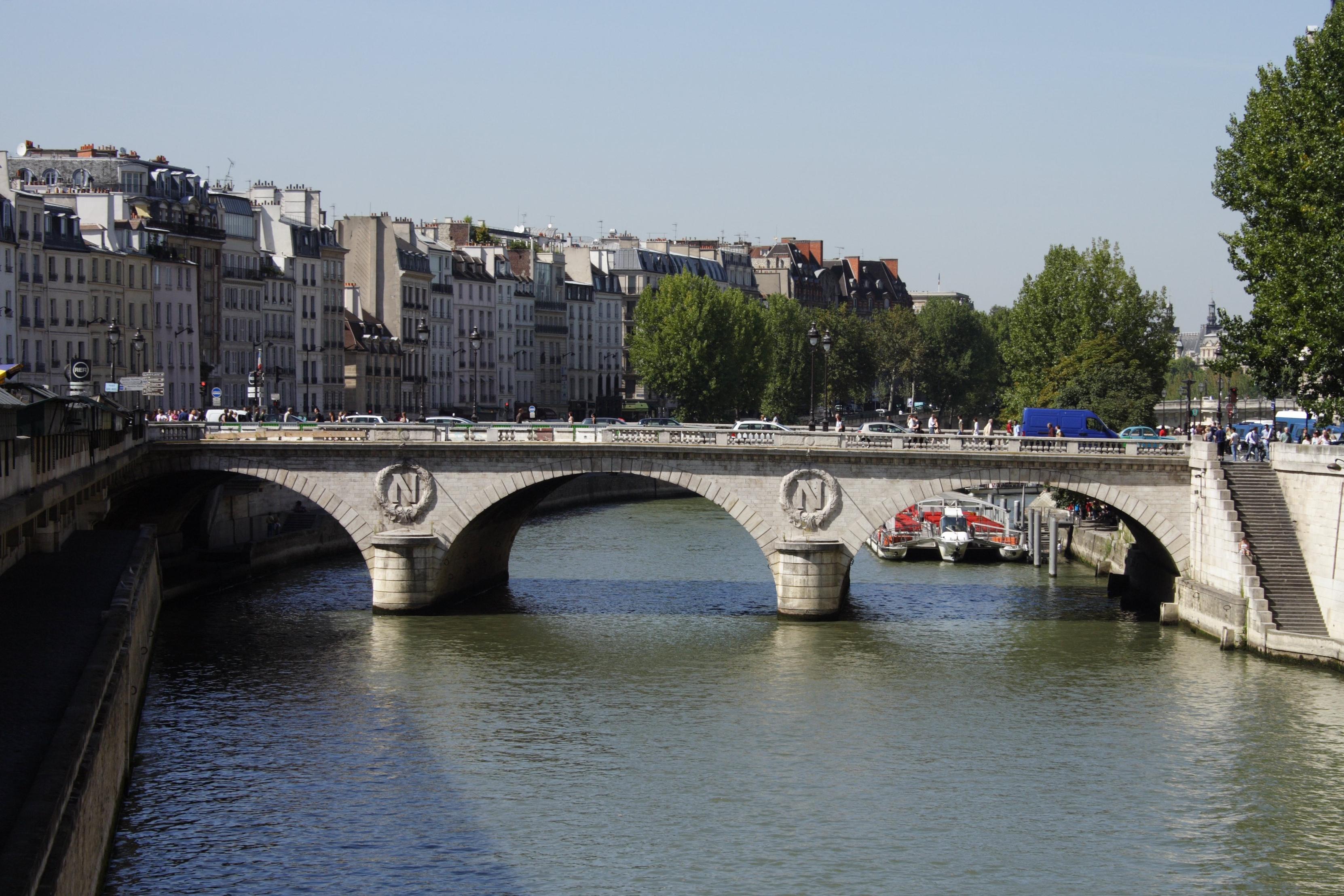 Saint Michel Paris France File:pont Saint-michel Paris