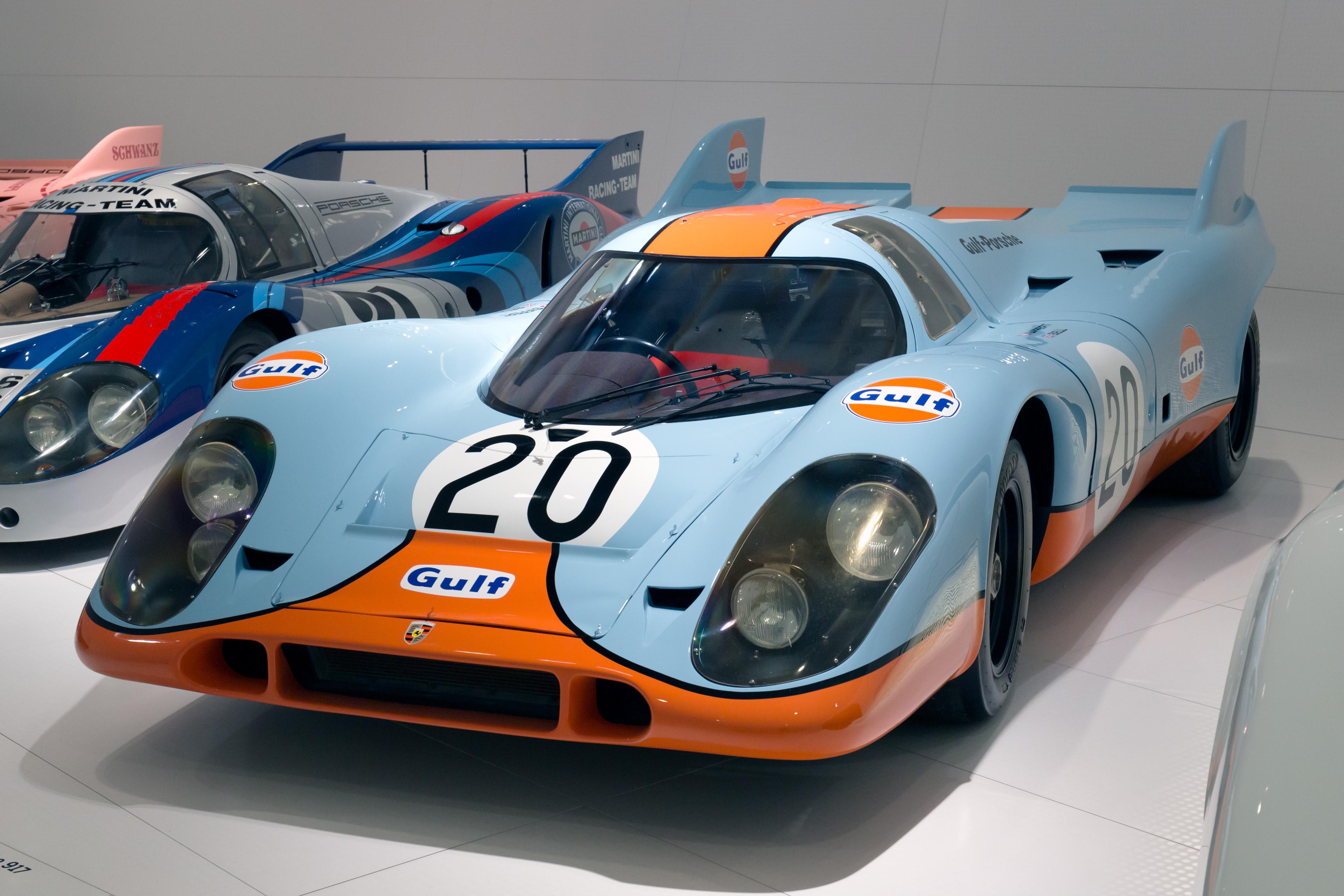 Gulf racing porsche wallpaper