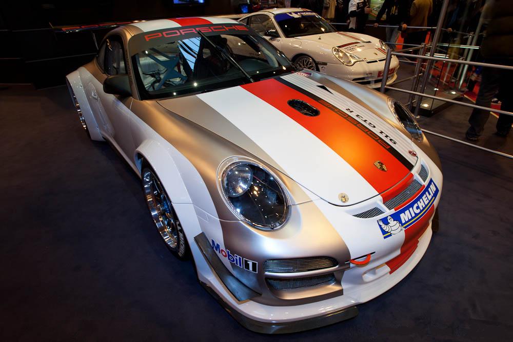 File Porsche 997 Gt3 R At Autosport International Show 2010 Jpg