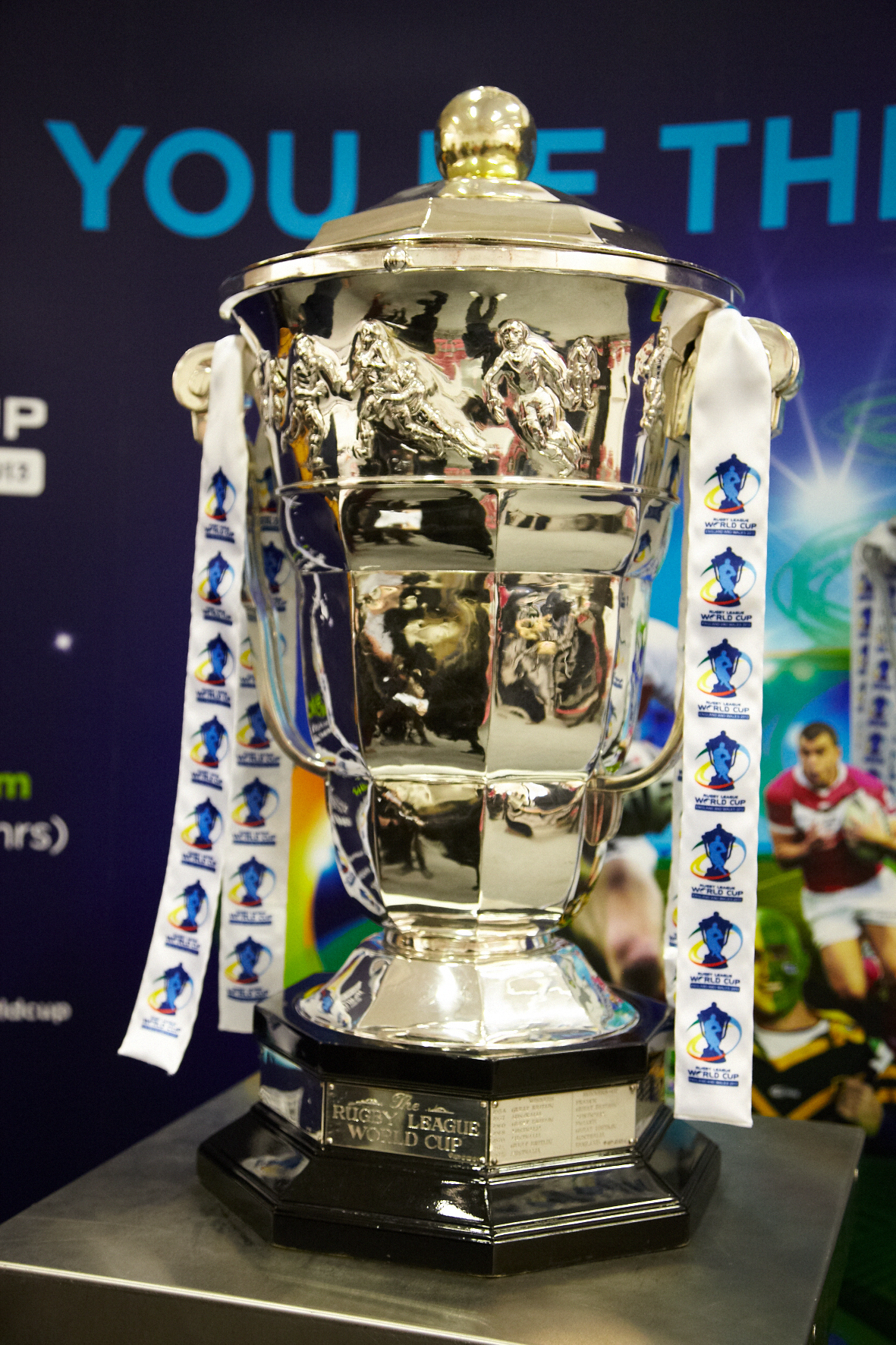 Rugby League World Cup - Wikipedia