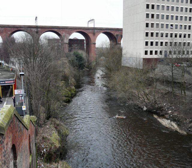 River Mersey - geograph.org.uk - 1135607