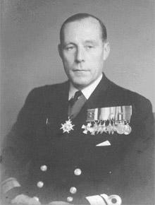Benjamin Bryant Royal Navy submarine commander