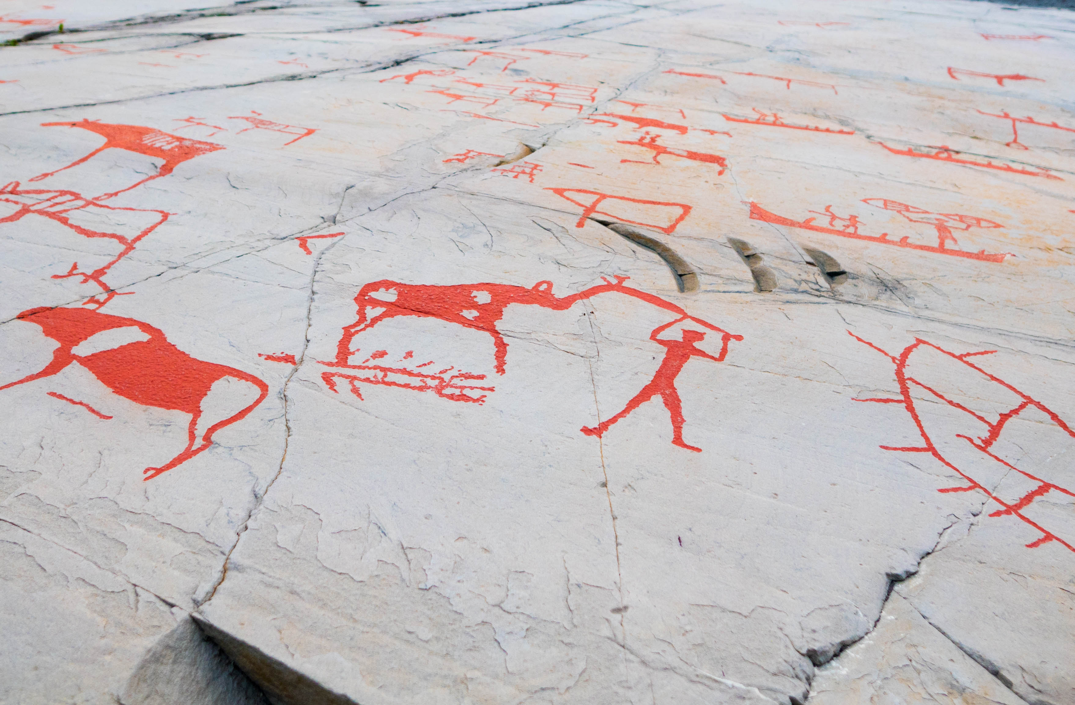 File rock carvings alta g wikimedia commons