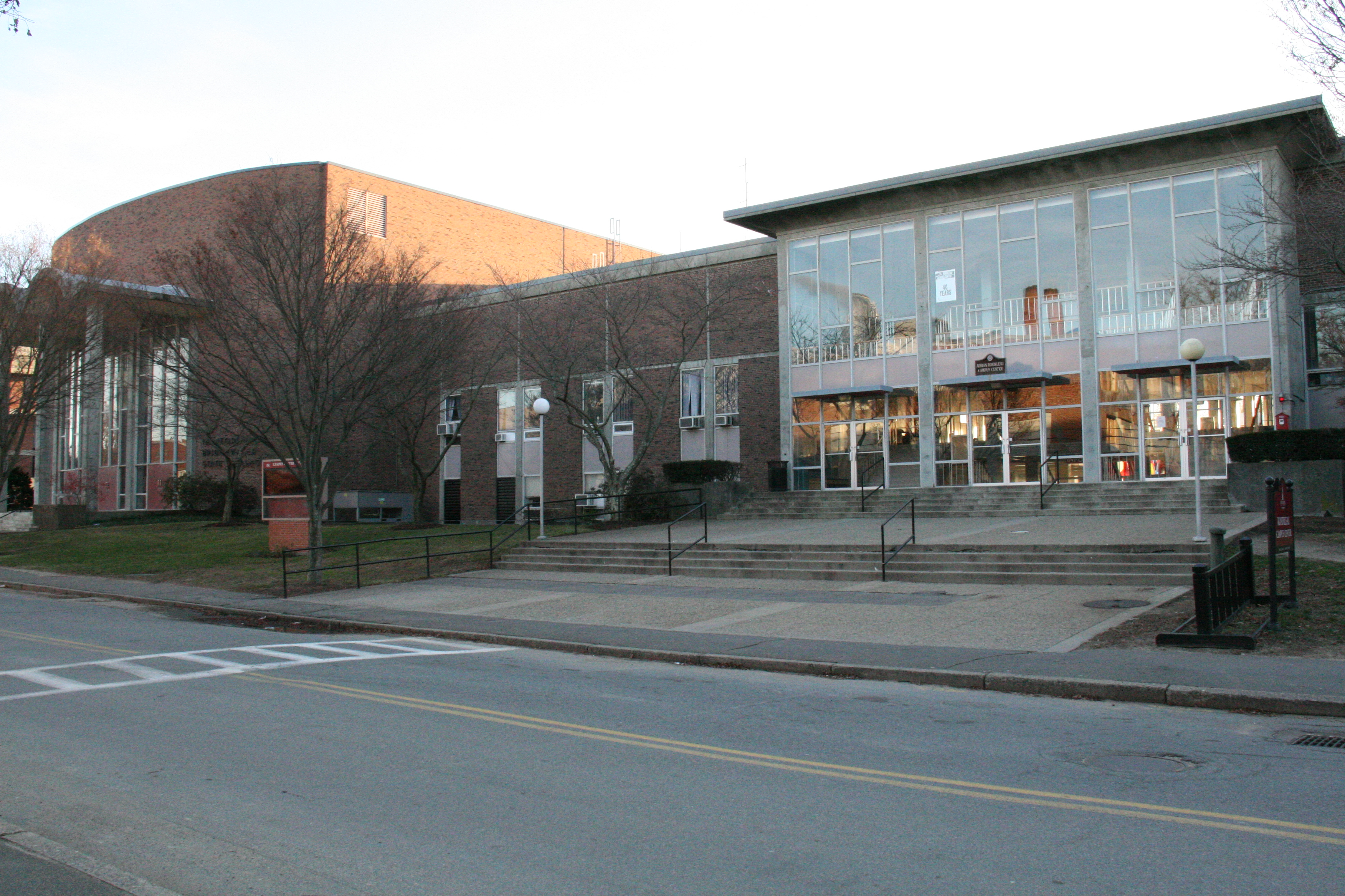 File:Rondileau Campus Center (RCC) front.JPG - Wikimedia Commons