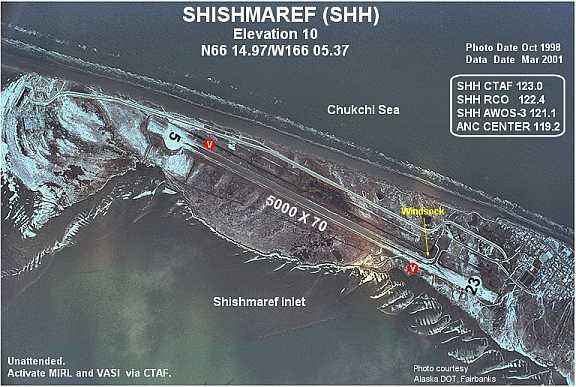 Shishmaref Airport - Wikipedia