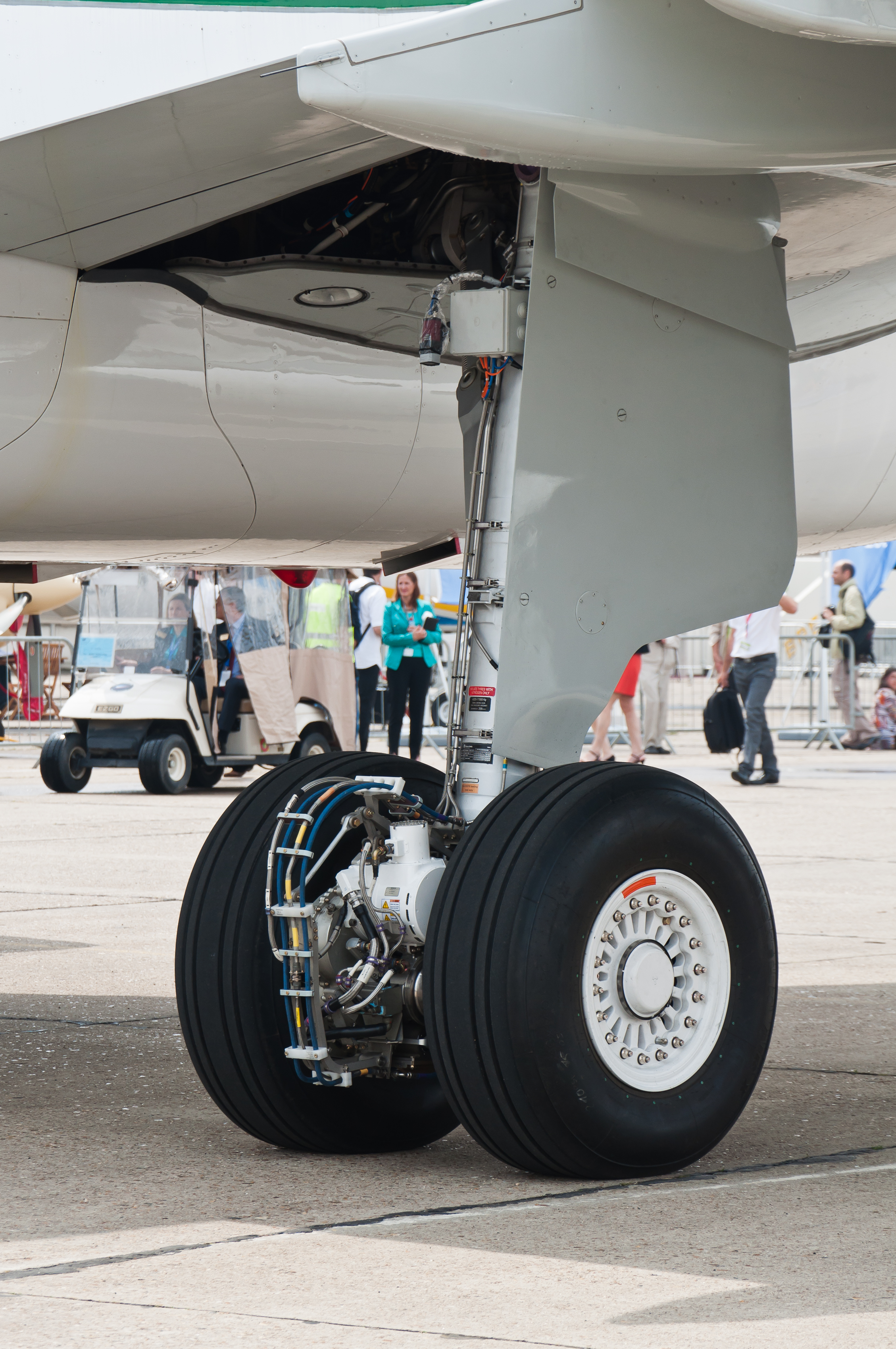 Aircraft Electric Taxiing Systems