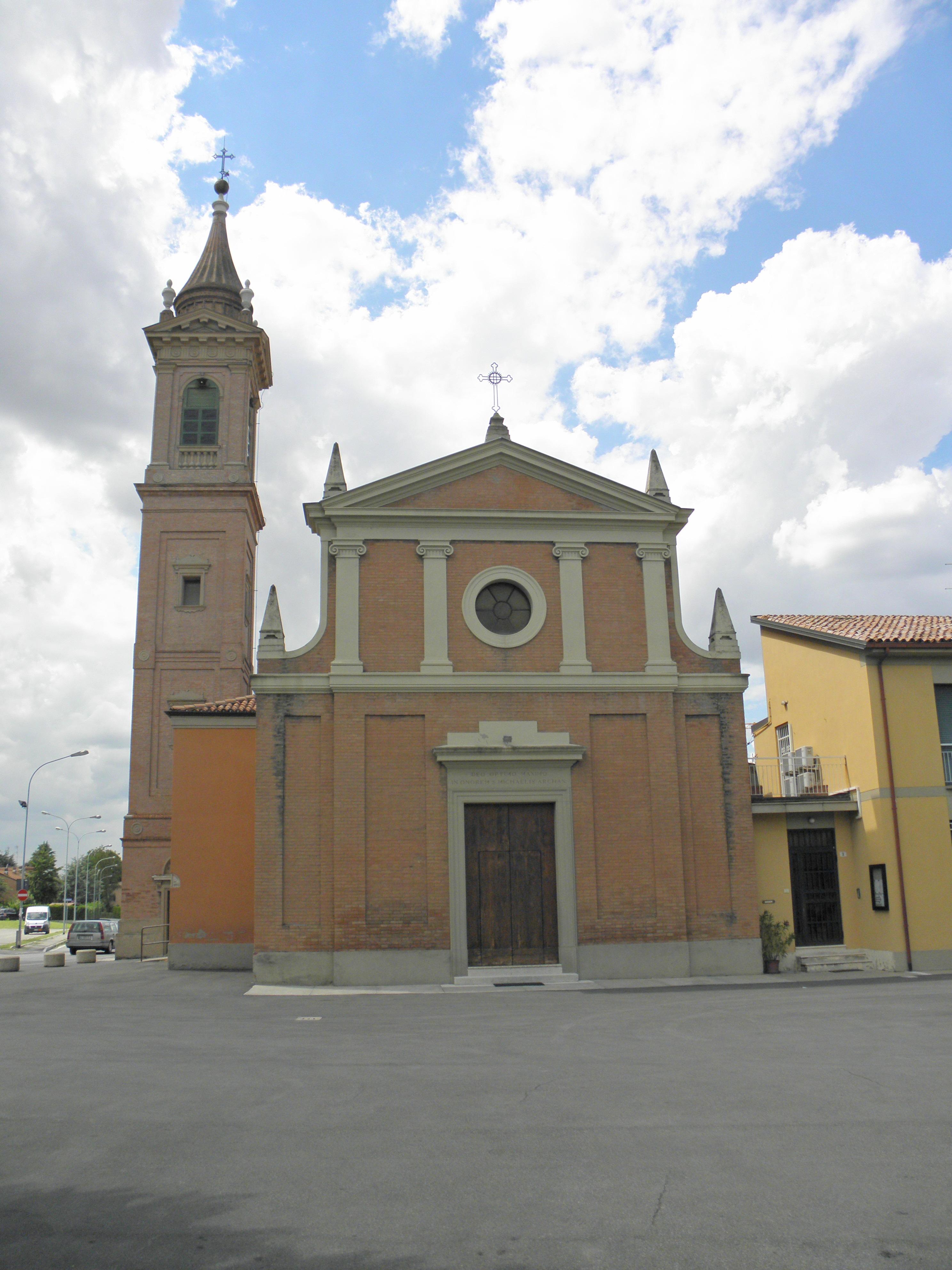 Comune Di Granarolo Dell Emilia file:san michele arcangelo (quarto inferiore, granarolo dell