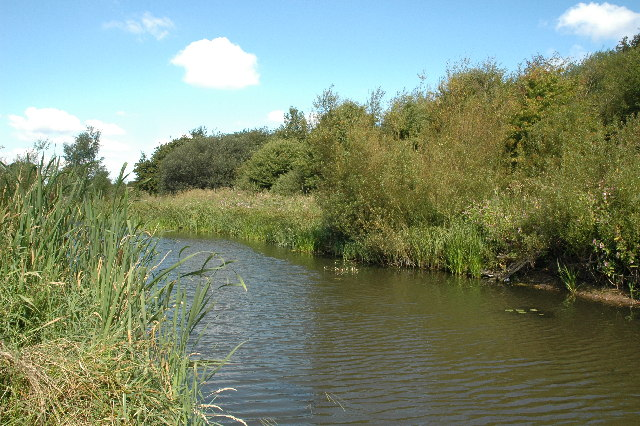 Sankey St.Helens Canal (disused) - geograph.org.uk - 40221