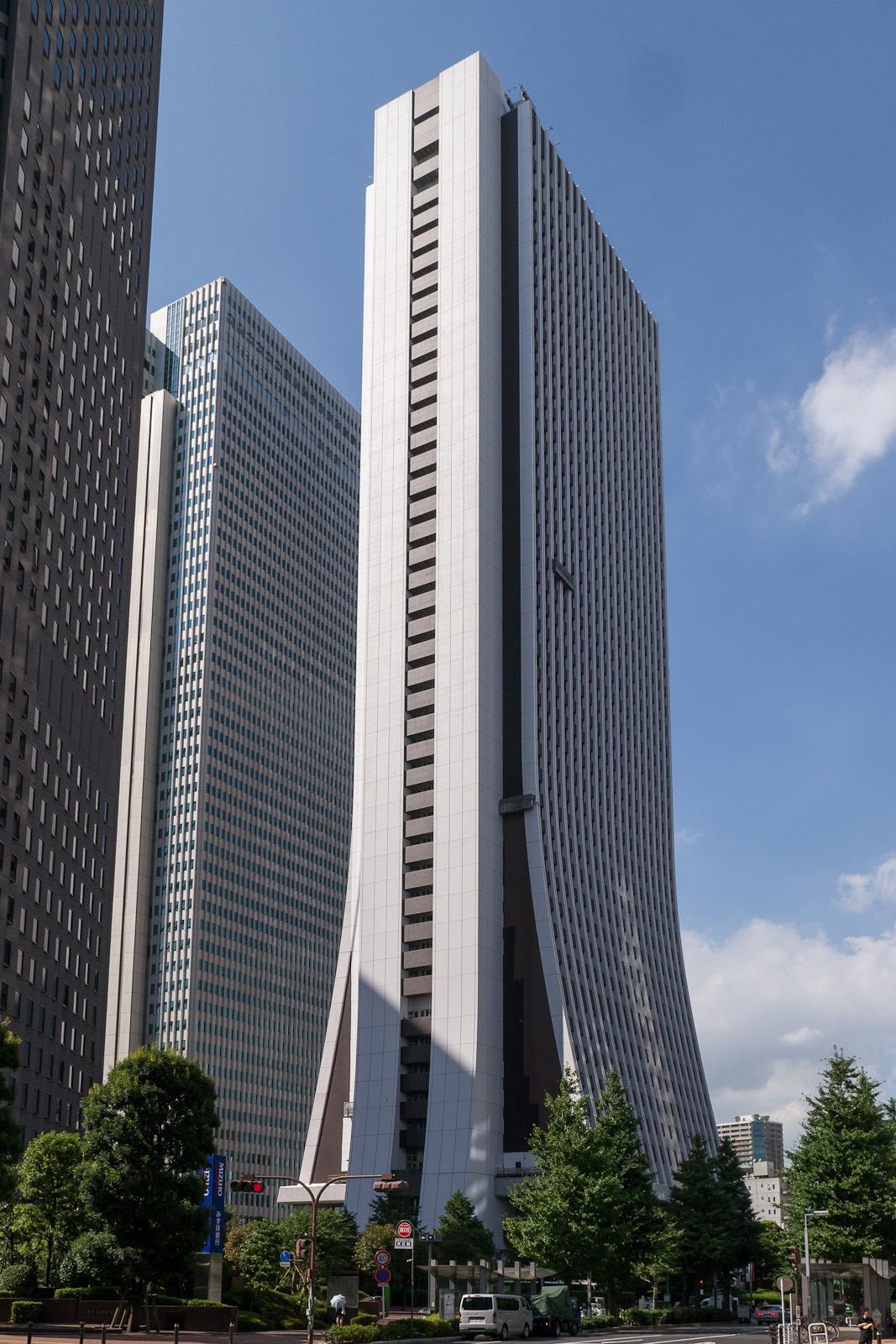 Shinjuku Sompo Japan Building Wikip 233 Dia