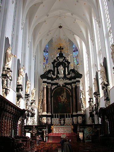 Sint Pauluskerk Antwerpen Wikipedia