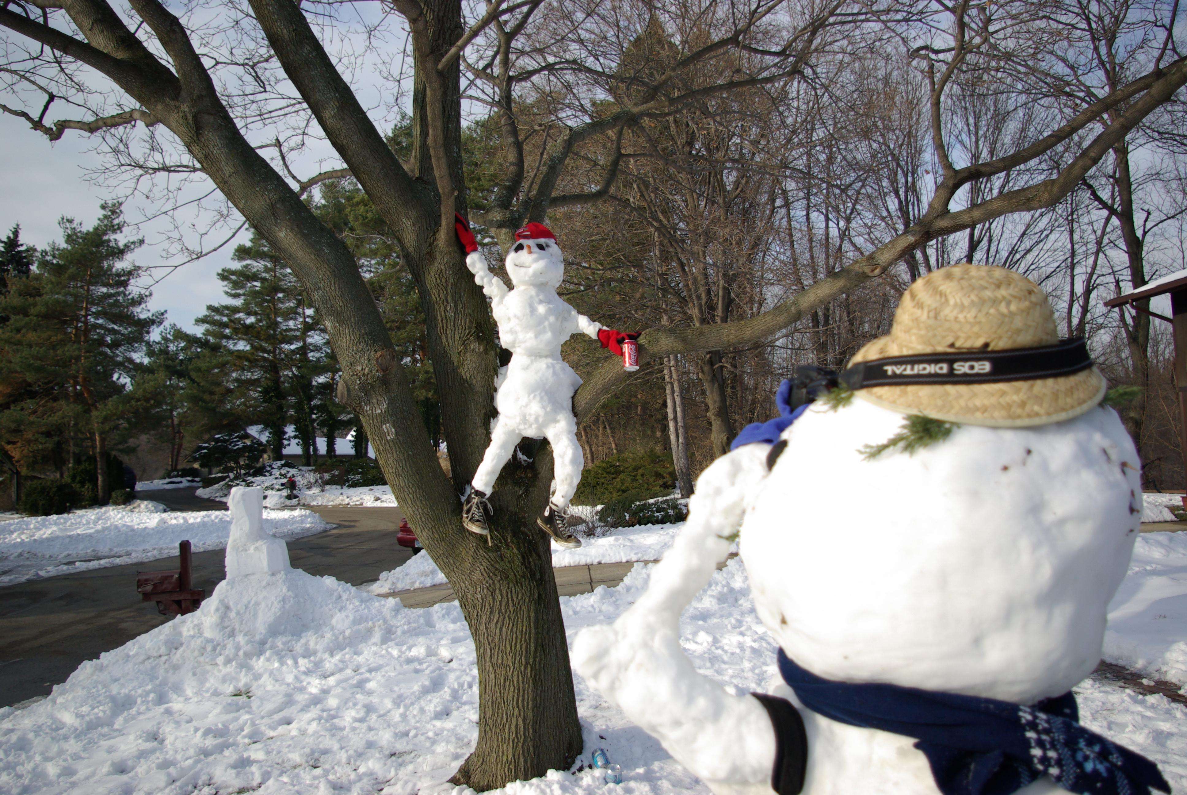 File snowman wikimedia commons - Lustige schneebilder ...