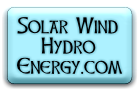 Solar Wind Hydro Energy