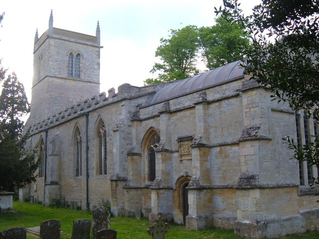 St. Guthlac's Church, Passenham