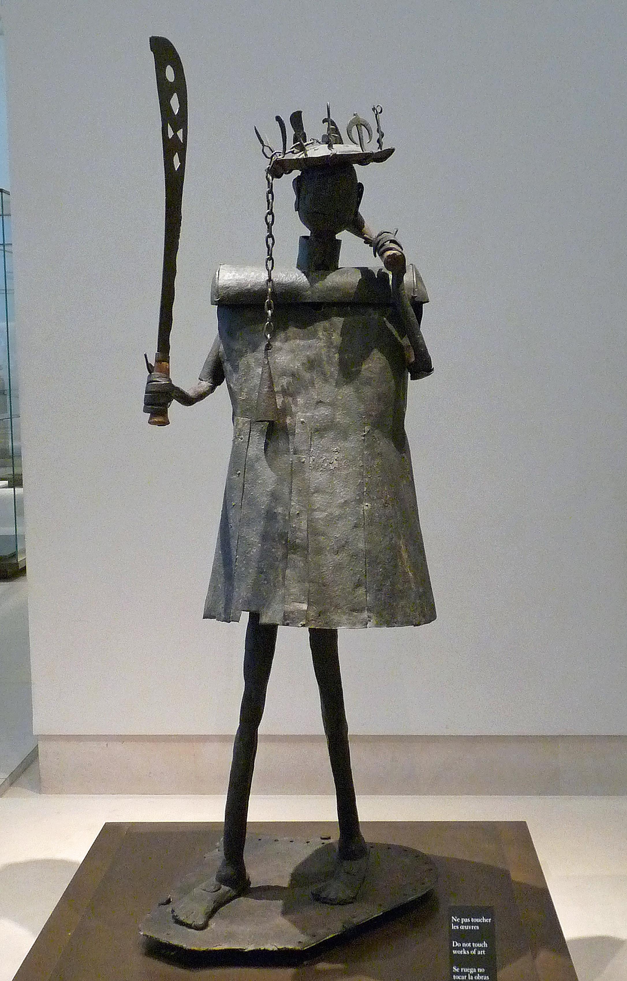 Sculpture dédiée à Gou — Wikipédia