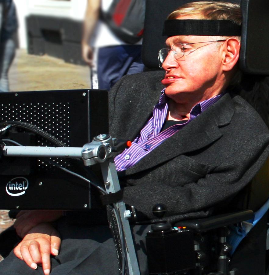 Afbeeldingsresultaat voor Steven Hawking