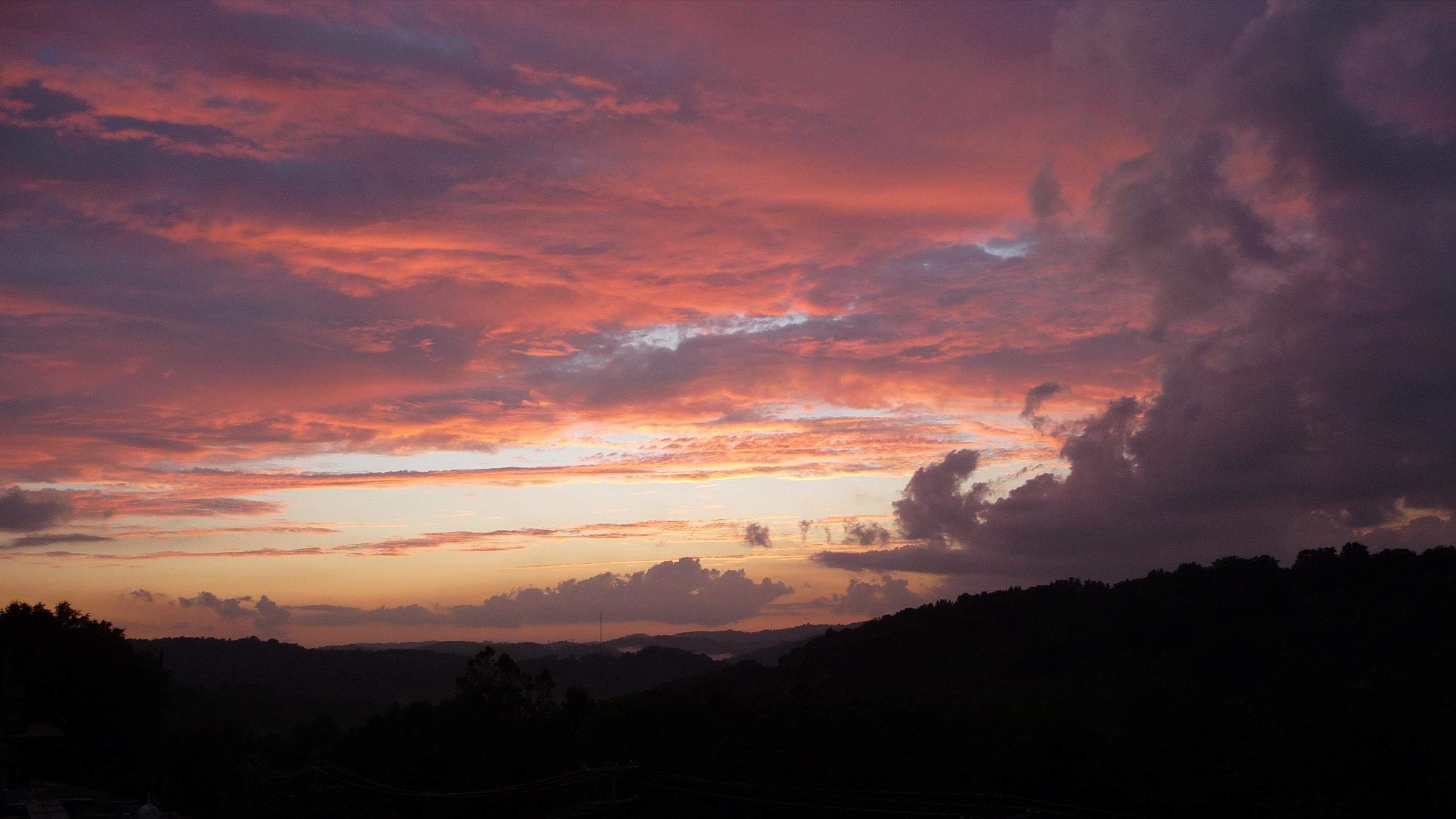Santa Clarita Ca >> File:Sunset Over Grafton, West Virginia.jpg - Wikimedia ...