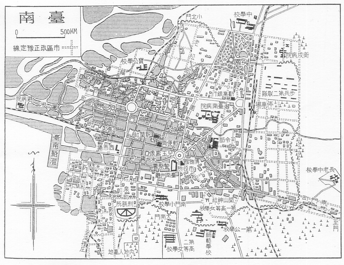 FileTainan map circa 1930PNG Wikimedia Commons