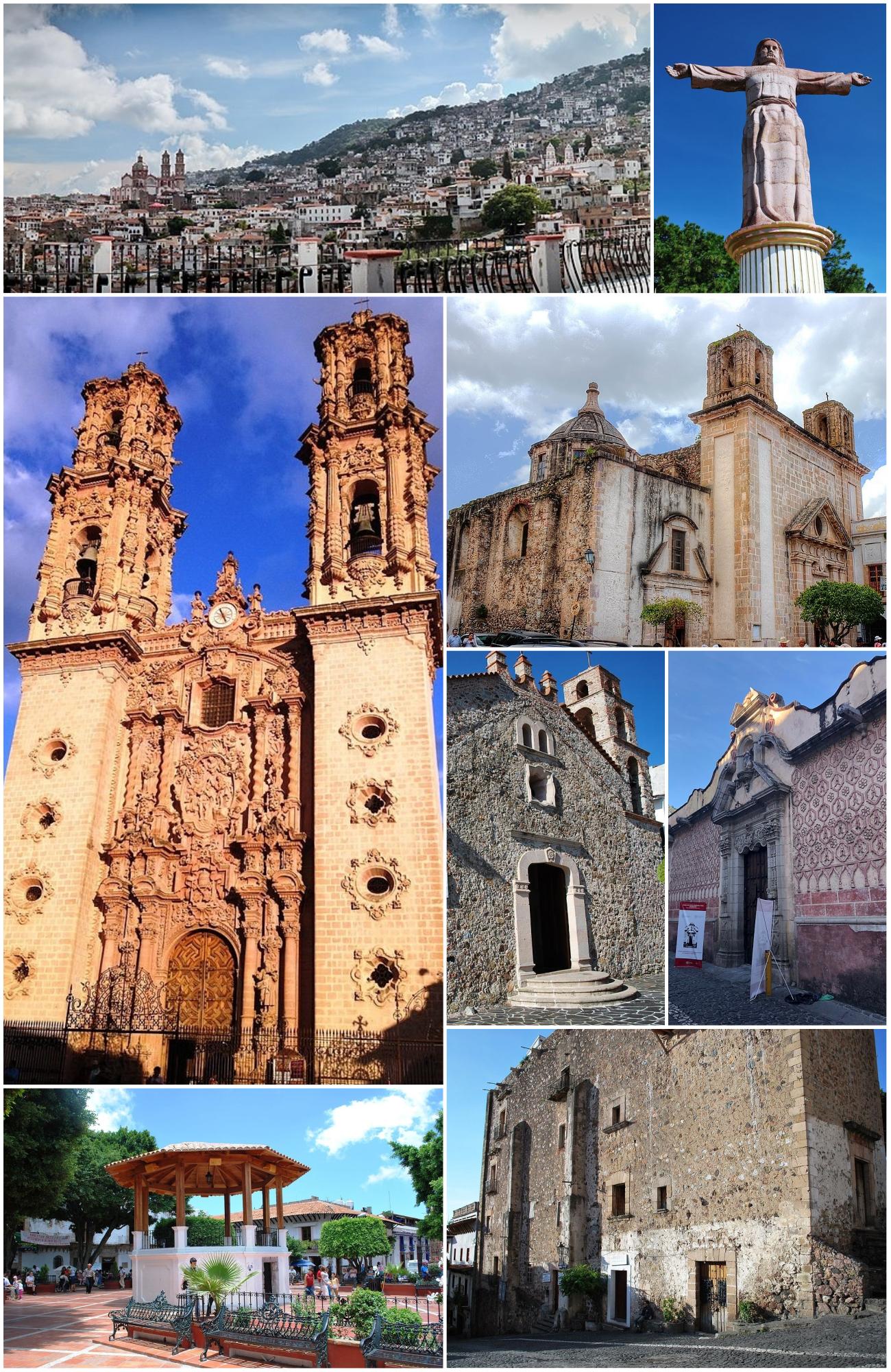 cad61fac98dd Taxco de Alarcón - Wikipedia