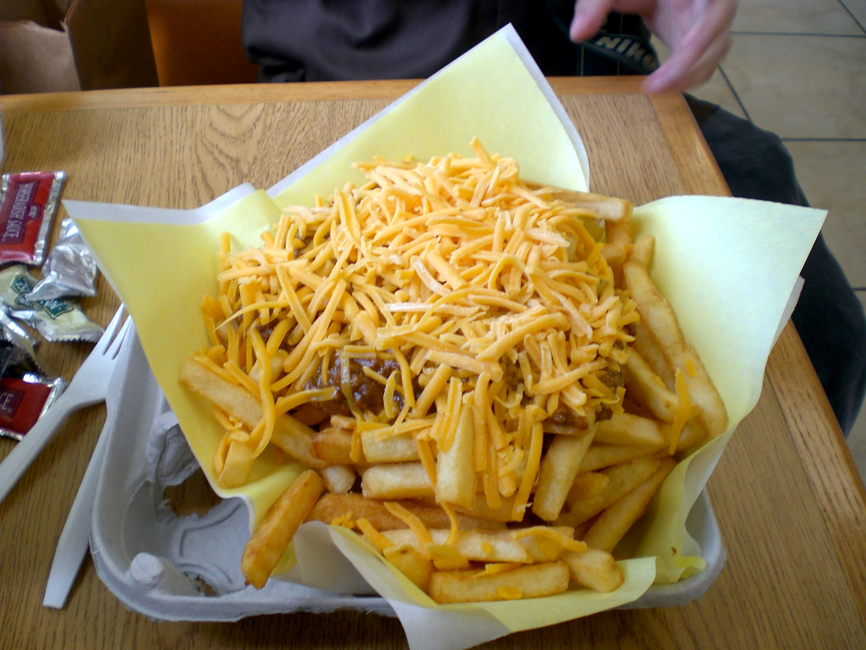 chese fries