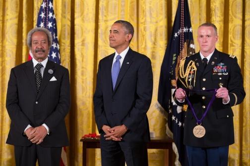 Toussant Obama Medal 2013.jpg