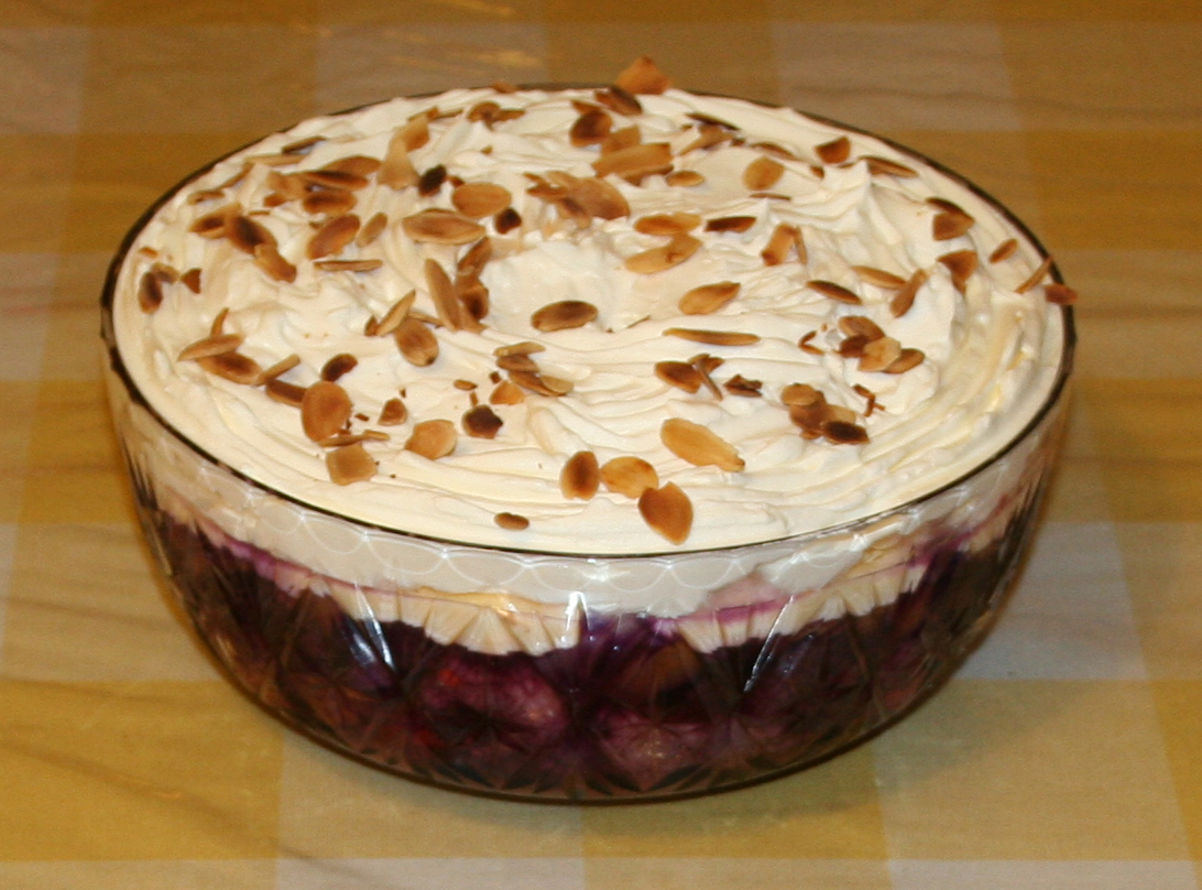 Trifle Recipes Made With Pound Cake