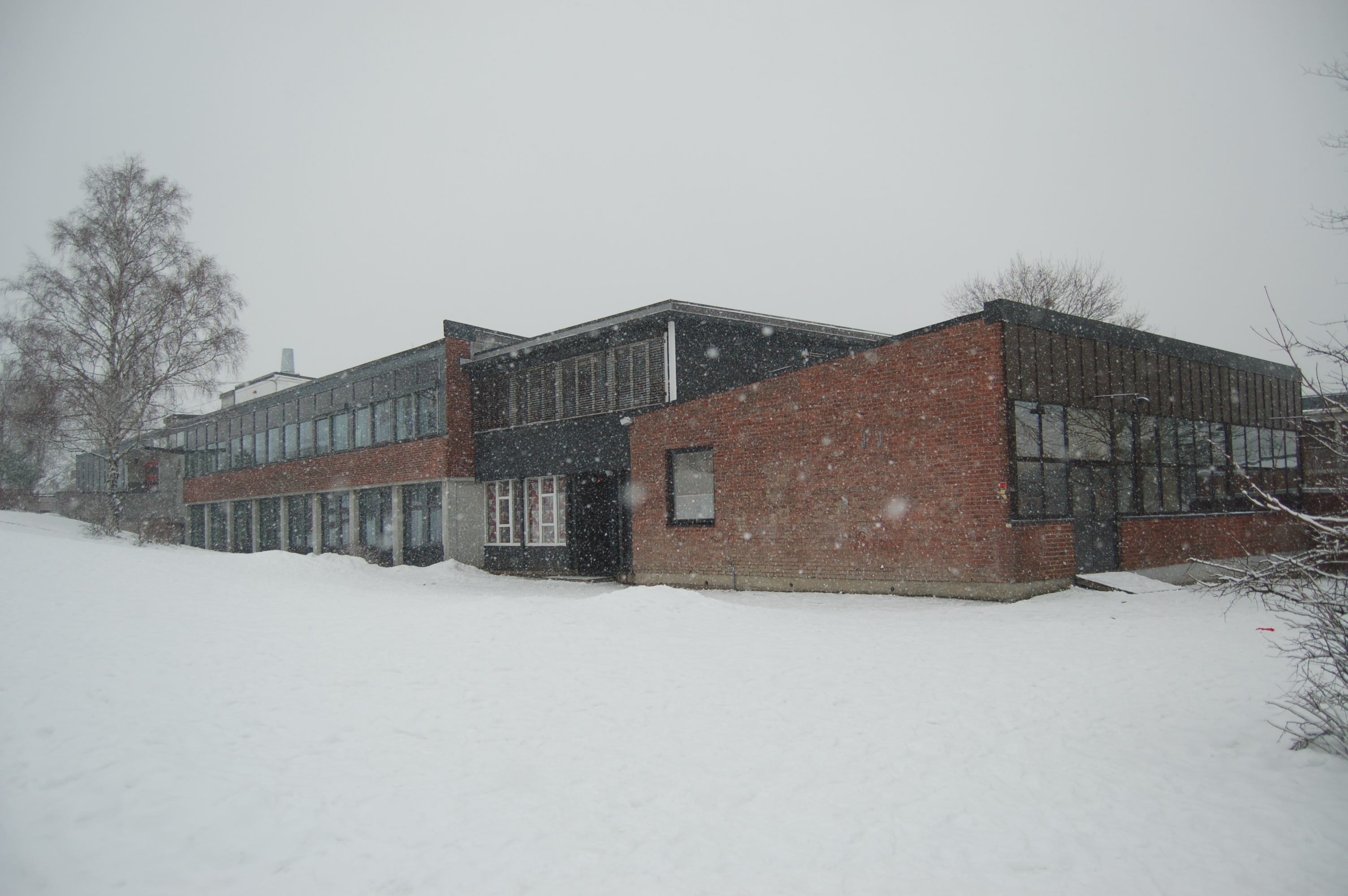 Description trosvik skole