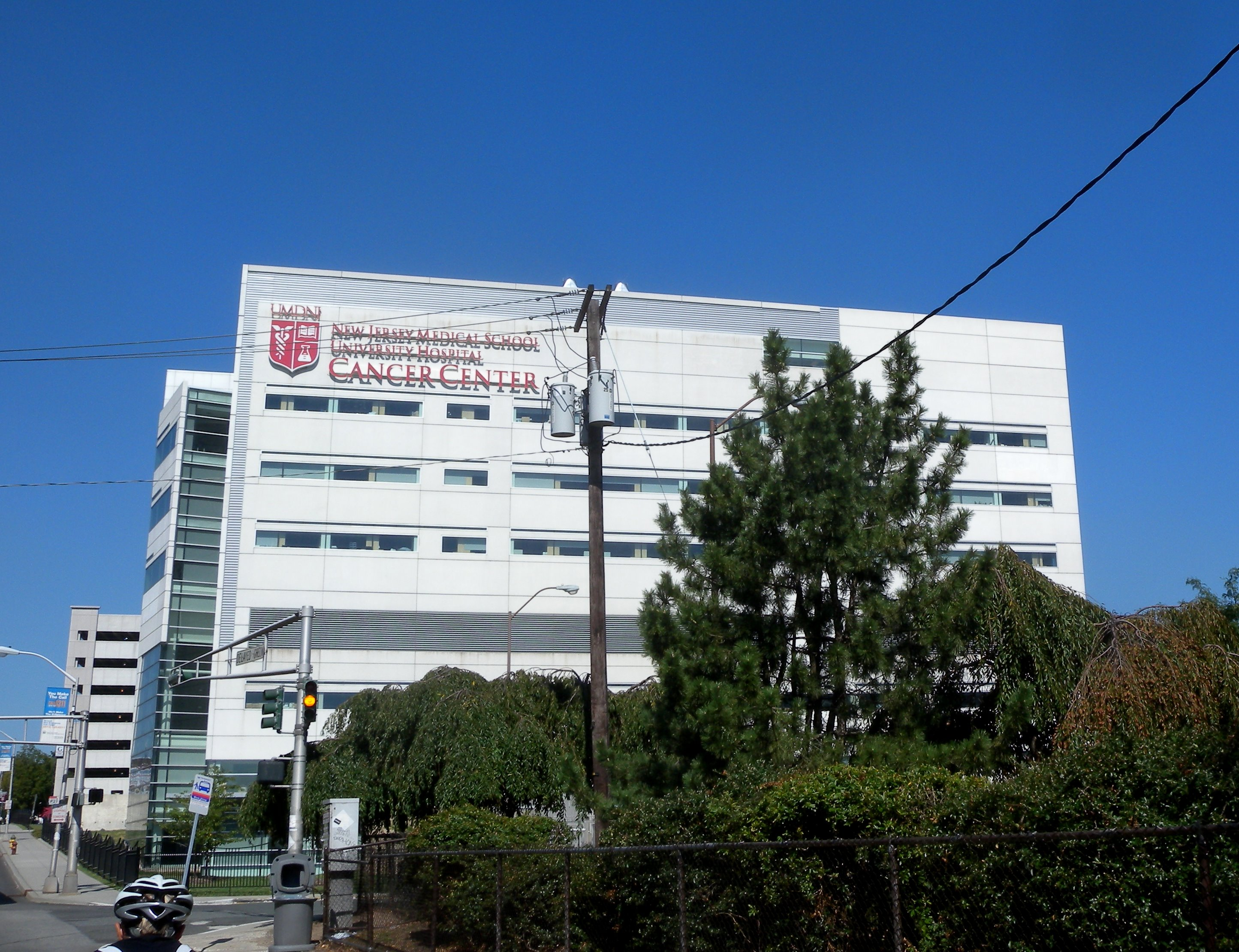 File:UMDNJ Cancer Center jeh jpg - Wikimedia Commons