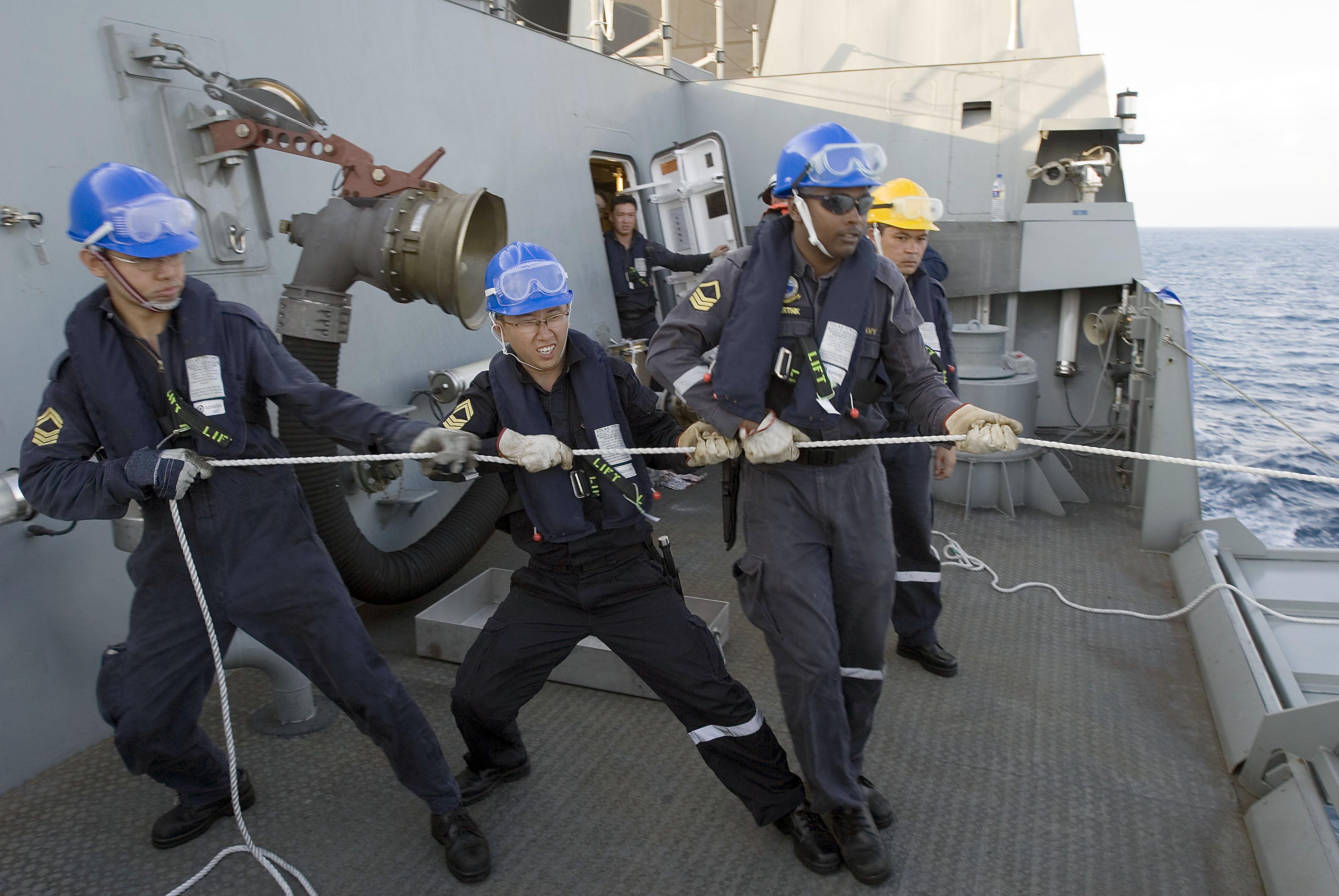 Kriegsmarine Crews - The Men of the Kriegsmarine U-boat ...
