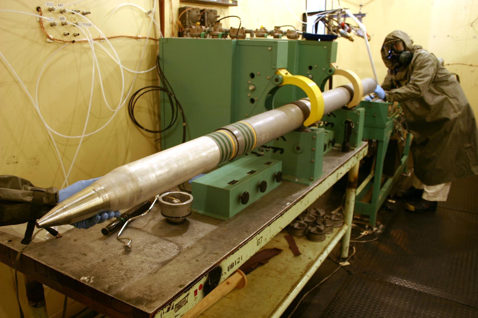 Уничтожение химического оружия реферат 5953