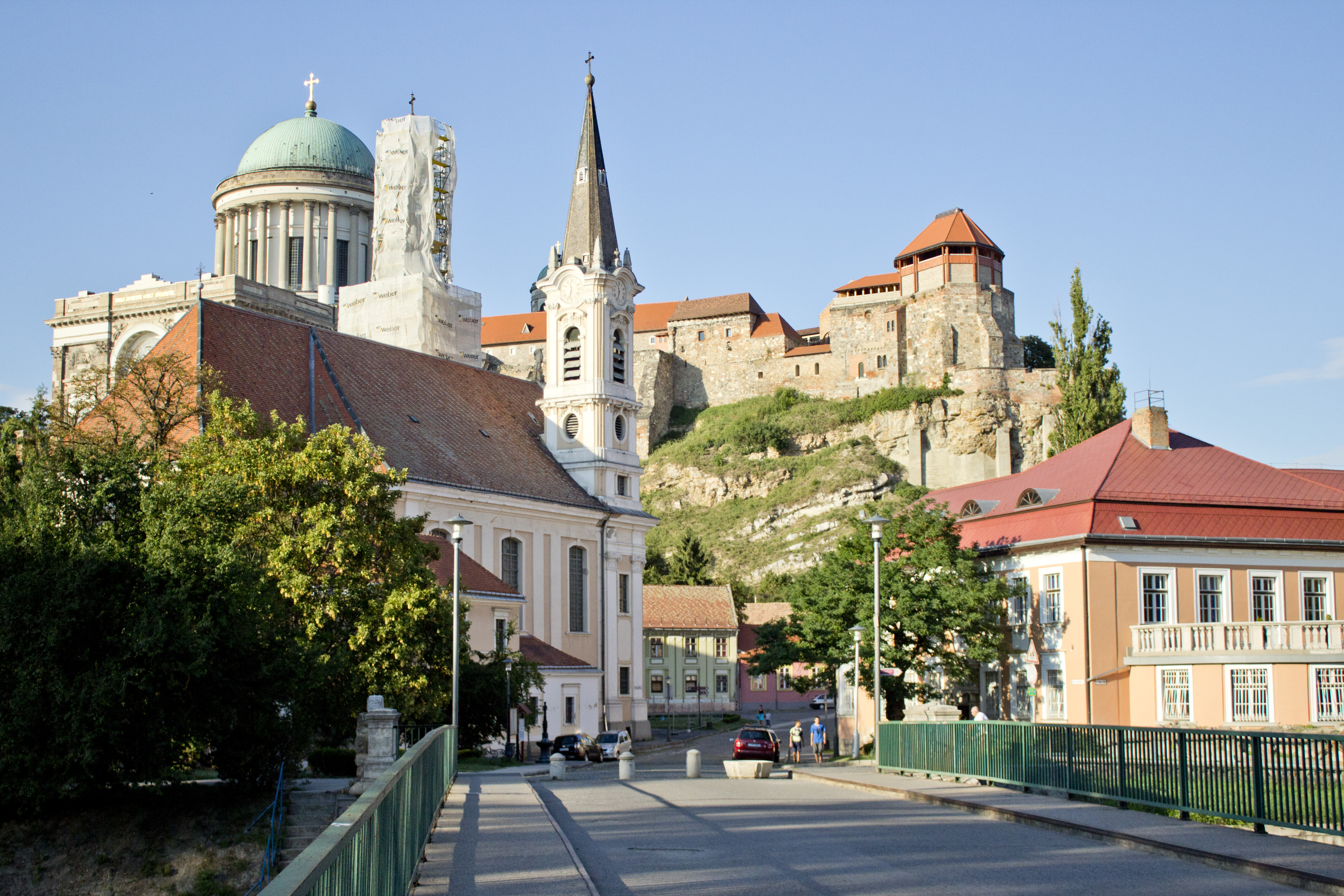 File:View of Esztergom.jpg - Wikimedia Commons