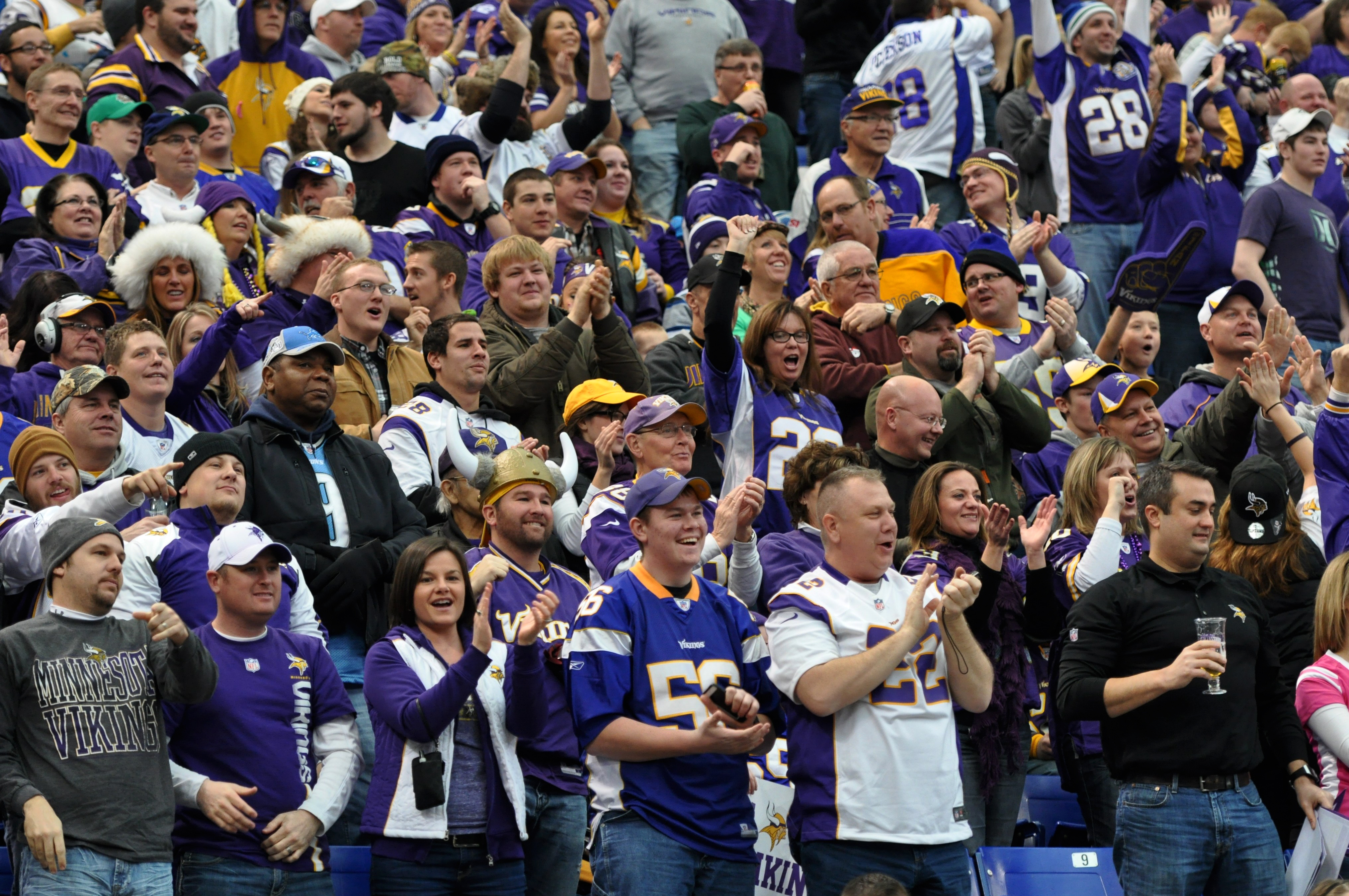 1ec43923 So You Want to Be a Minnesota Vikings Fan… Why?? - Brandon Anderson ...