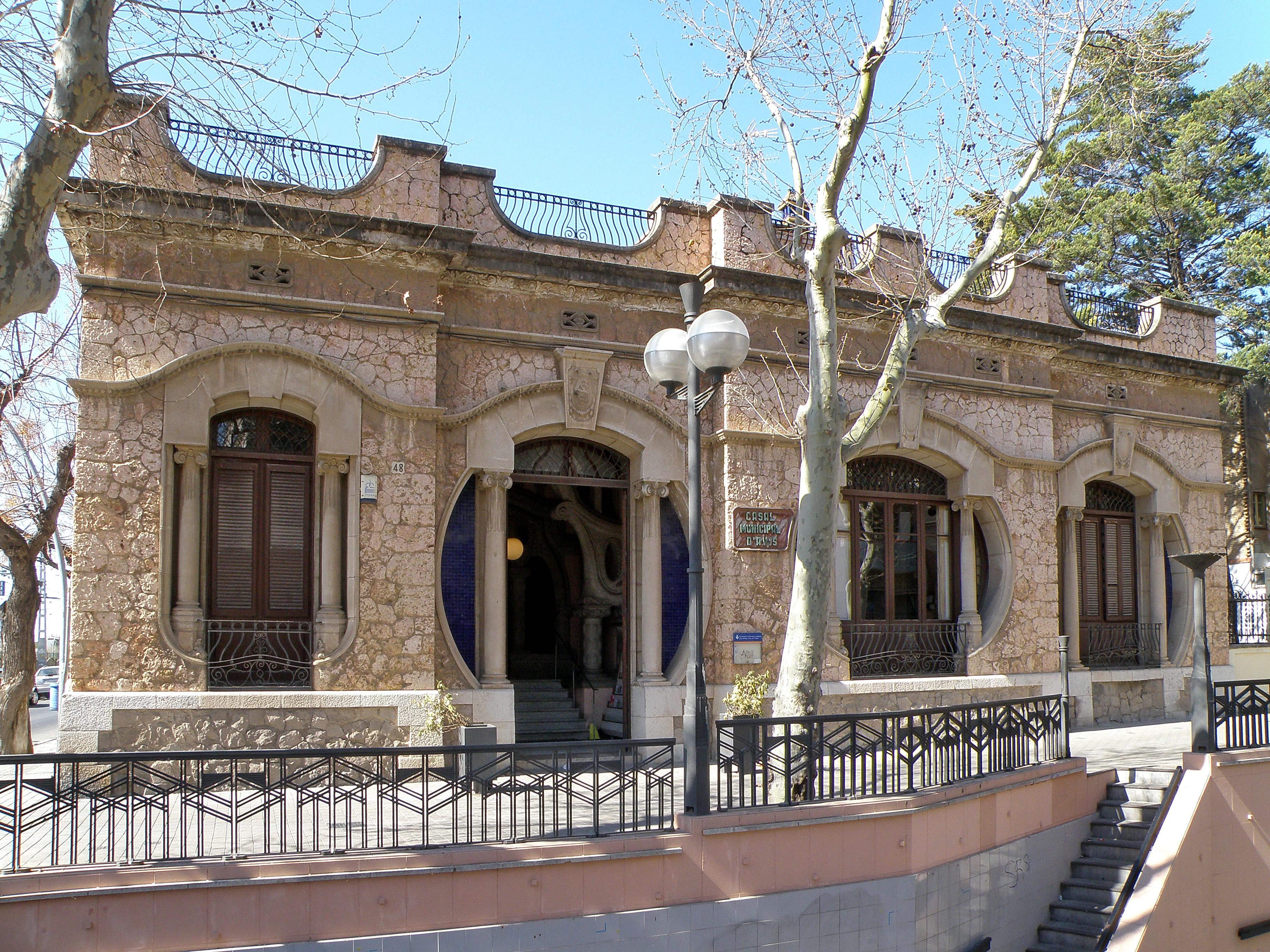 File vilanova i la geltr can pahissa jpg wikimedia commons - Muebles vilanova i la geltru ...