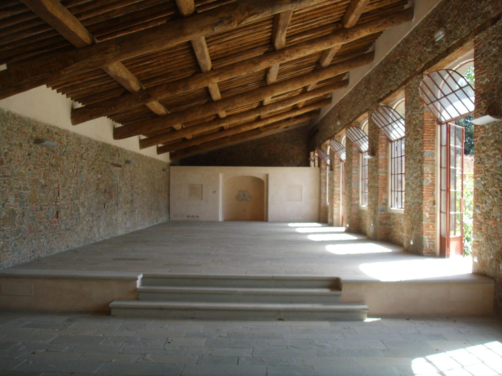 Limonaia Di Villa Strozzi Eventi