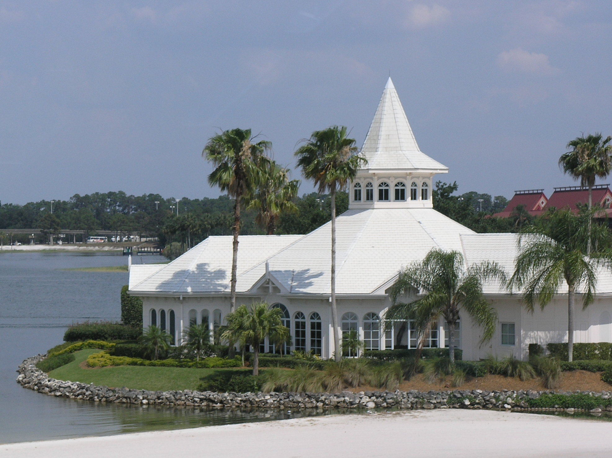 disney s wedding pavilion wikipedia