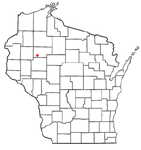 Big Bend, Rusk County, Wisconsin Town in Wisconsin, United States