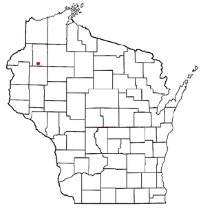 Sarona, Wisconsin Town in Wisconsin, United States