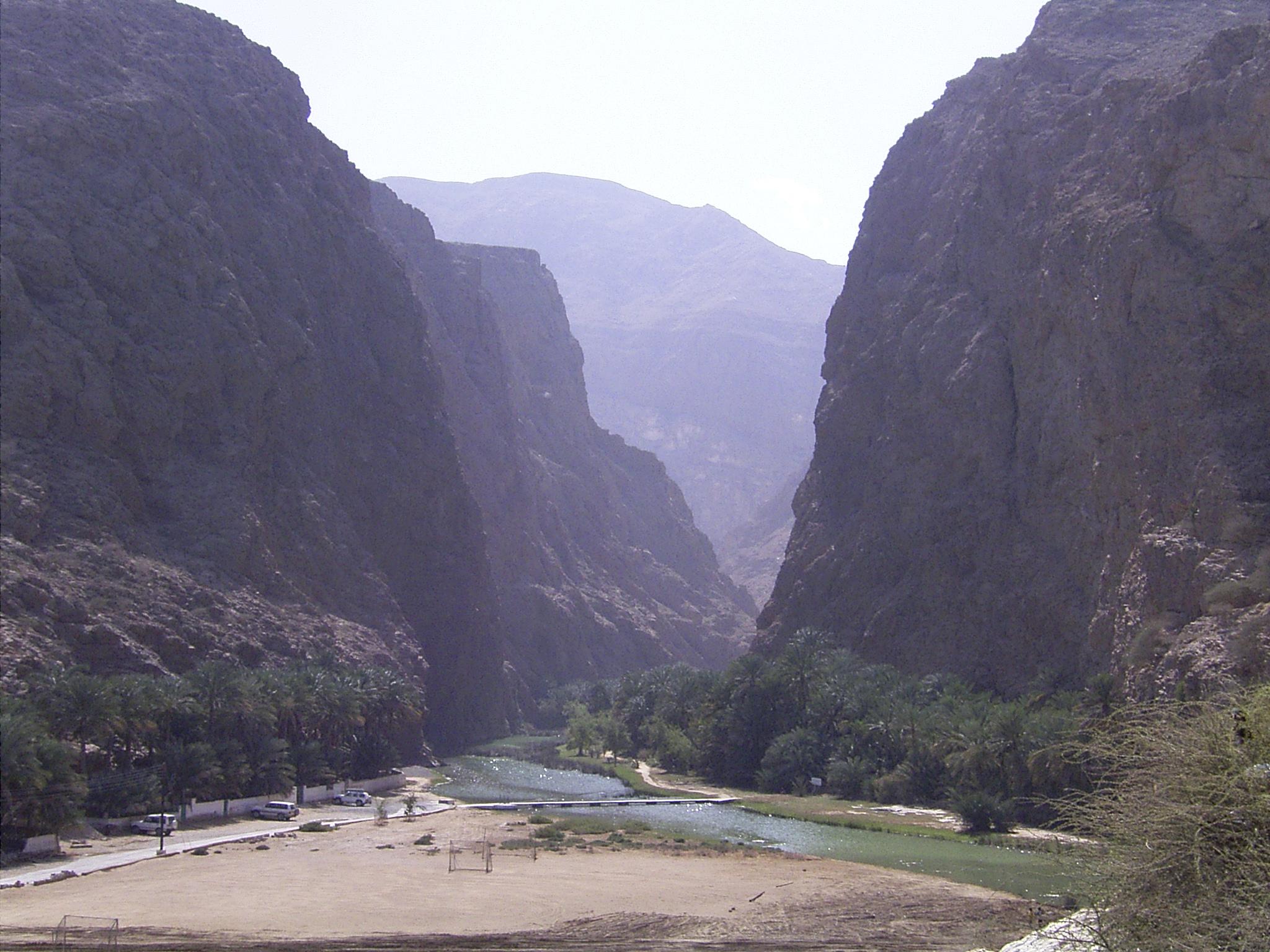 Wadi - Simple English Wikipedia, the free encyclopedia