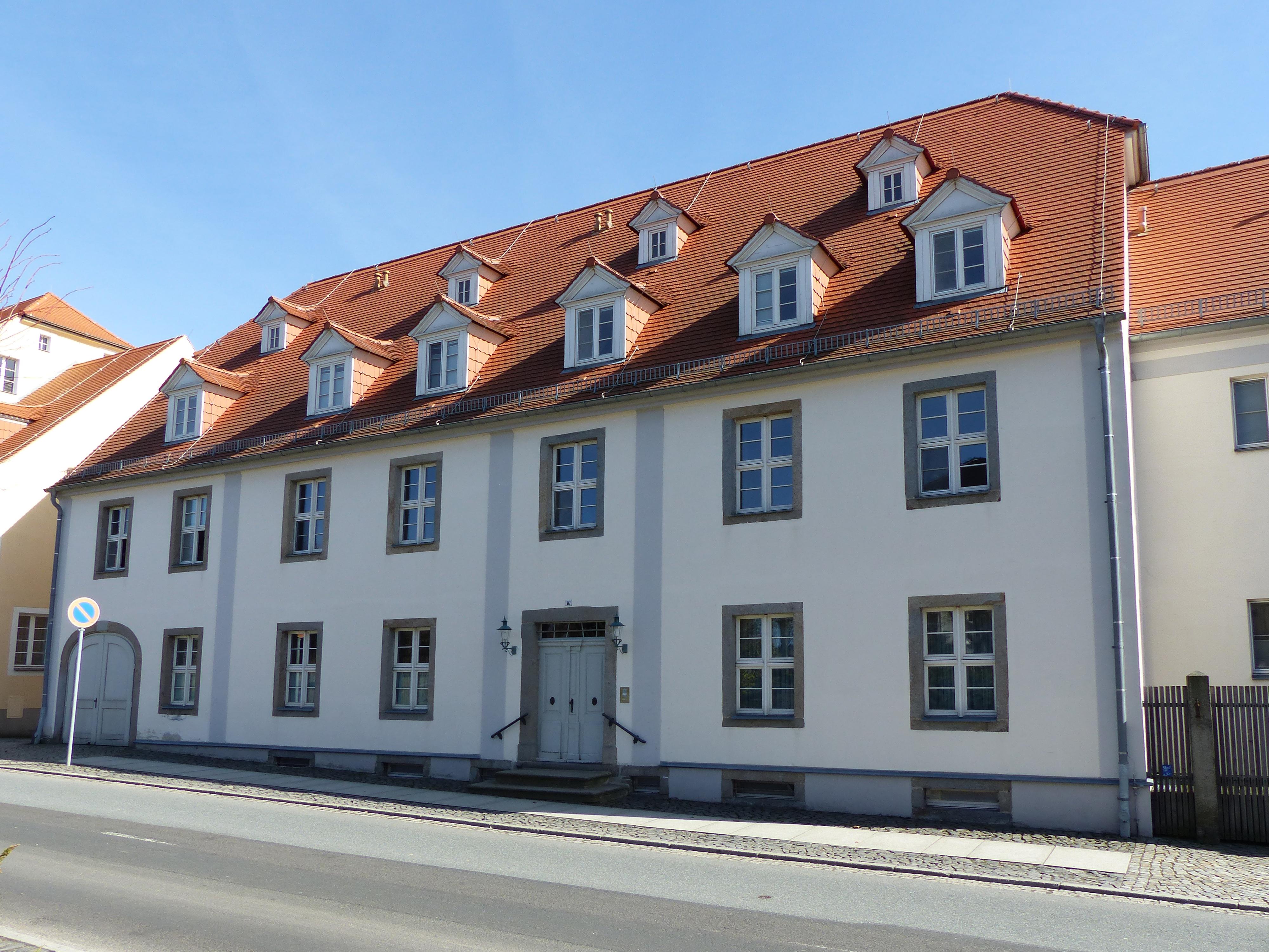 Filewauersches Haus Herrnhutjpg Wikimedia Commons