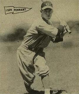 Willard Hershberger American baseball player