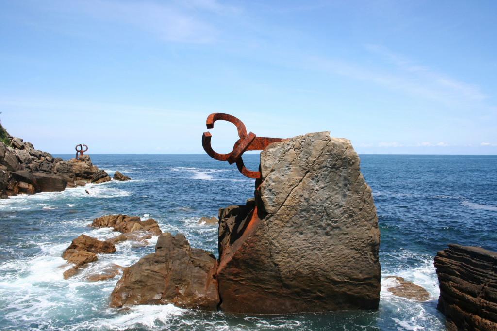 Peine del viento wikipedia la enciclopedia libre for Piscinas naturales pais vasco