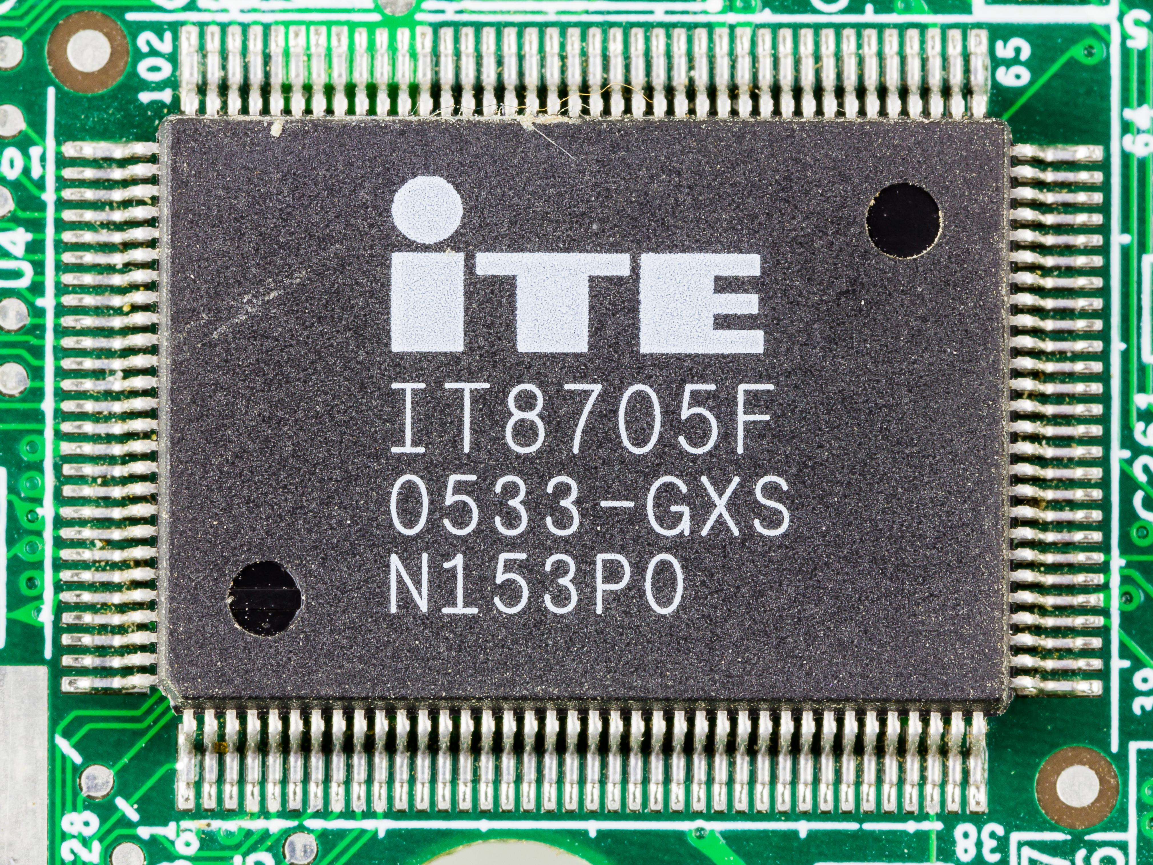 IT8705F AUDIO DRIVERS UPDATE